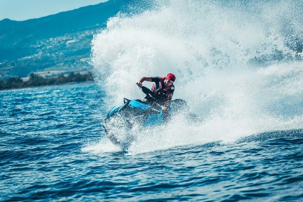 initiation jet ski Réunion 45min